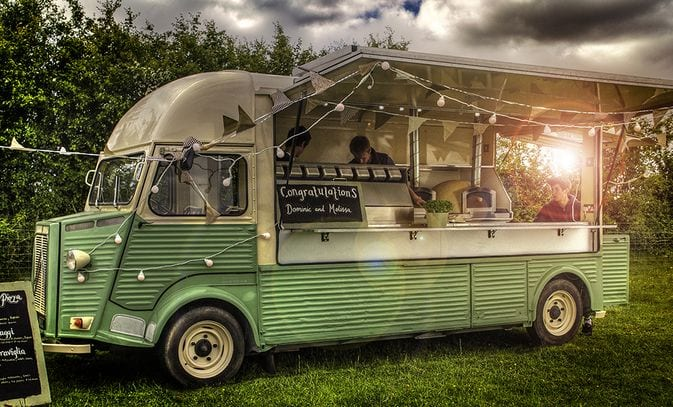 Food trucks at weddings pearlsandals - Mobles vintage barcelona ...