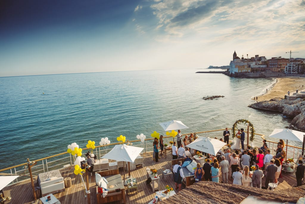 wedding planner barcelona and sitges