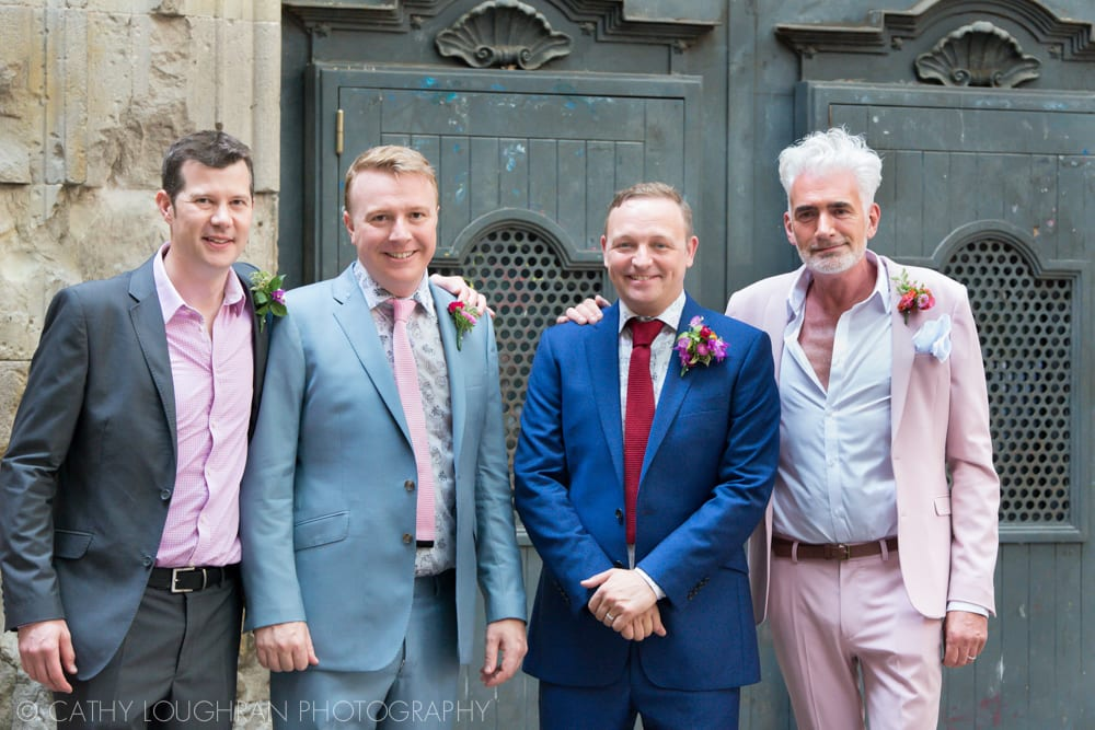 gay wedding barcelona