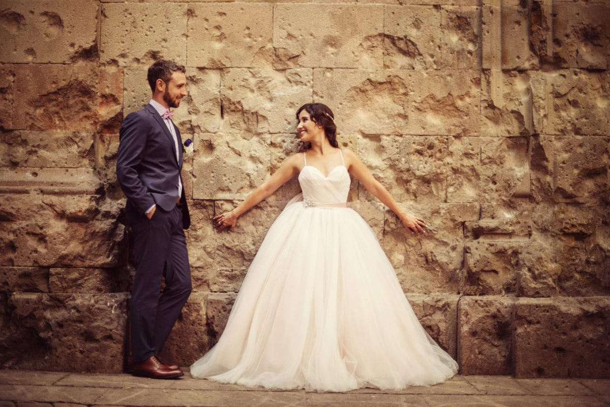 destination elopement barcelona