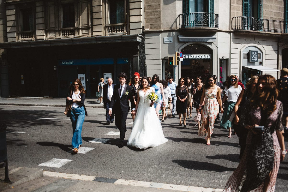 wedding in barcelona